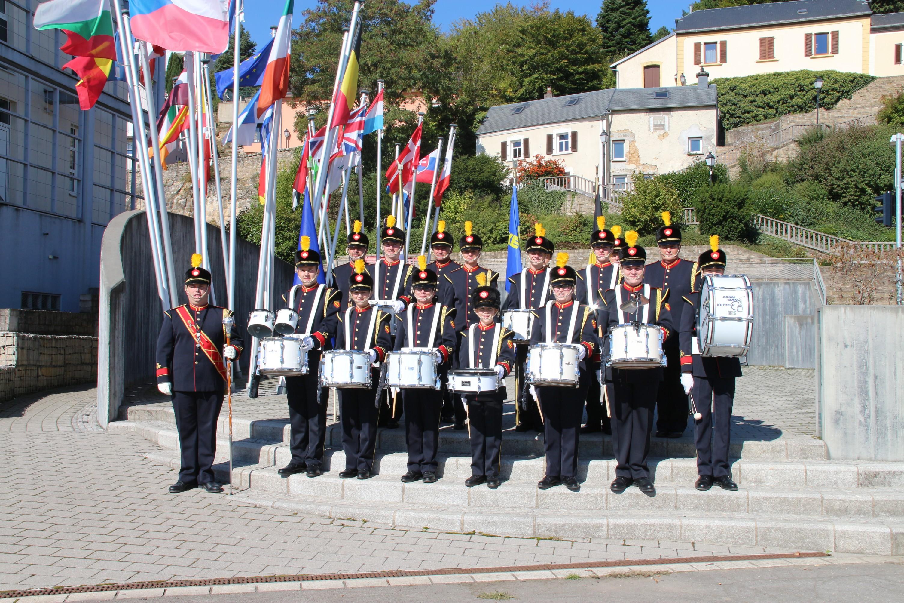 Drumband Kettenis